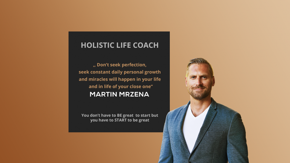 YouTube Artwork Martin Mrzena Life Coach